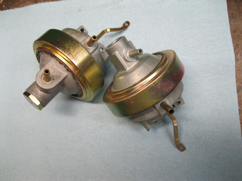 Restored wide band AUTOLITE vacuum advance units